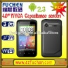 3G Android2.3.4 MT6573 Touch Screen Cellphone