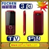 3G Mobile phone  FCB092 WCDMA phone with Dual Mode Dual SIM