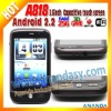 3G WCDMA GPS Android Mobile Phone A818