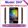 3G gps wifi tv android phone DH7 changjiang mobile phone
