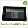 3G wifi 7 inch touch screen android 2.3 tablet