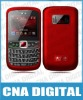 3sim F51 big speakers TV mobile phone qwerty keyboard unlocked GSM quad band cheap cell phones
