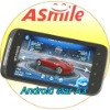 4.0 inch best quality android 2.3 3g mobile phone gps