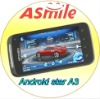4.0 inch best quality android 2.3 dual sim 3g wifi gps 4.0 mobile phone