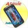 4.0 inch best quality android 2.3 smart phone