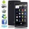 4.1'' Star A9 Dual SIM Android 2.2 WiFi TV GPS Big Screen Smart Phone