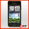 4.1 inch touch screen 3G Android 2.3 OS smart phone I9100