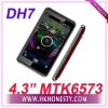 "4.3""Android 2.3 MTK6573 WCDMA GSM 3G Video Call Phone"