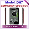 "4.3""Android 2.3 Mobile Phone GSM WCDMA MTK6573"