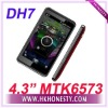 """4.3""""Capacitive GSM+WCDMA 3G Android2.3 Phone 2 Cameras"""