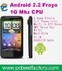 4.3 inch Capacitive Android phone T9191