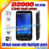 4.3 inch Mobile Phone D2000