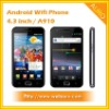 4.3 inch Screen Android 2.2 GPS Wifi Smart Phone