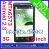 4.3 inch multi-touch S810/T9199+ WCDMA MTK6573 Dual SIM 3G Android Phone