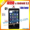 4.3inch Android dual sim phone ID350