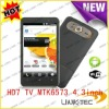 4.3inch capacitive HD7 pear phone for sale