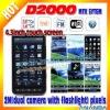 4.3inch cellphone D2000