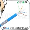 4-Pair Outdoor Cat6 FTP Cable