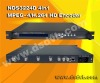 4 in 1 MPEG-4 H.264/AVC SD Encoder with SDI input