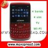 4 sim celular with tv MAX-8980