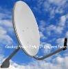45cm KU band satellite TV antenna for outdoor