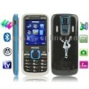 5130 Red, Analog TV (SECAM/PAL/NTSC), 3 Sim cards 3 standby, Bluetooth FM function Mobile Phone, Quad band, Network: GSM850/ 900