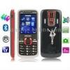 5130 Red, Analog TV (SECAM/PAL/NTSC), 3 Sim cards 3 standby, Bluetooth FM function Mobile Phone, Quad band, Network: GSM850/ 900
