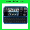 5730 Quad-band GSM mobile phone with WiFi and GPS Camera Full QWERTY keyboard
