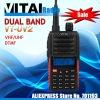 5W Dual Band VHF&UHF VT-UV2 Walkie Talkie