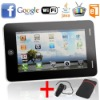 "7"" huge Touch Screen dual SIM tablet Phone GPS WiFi TV + bluetooth Flying F2"