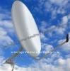 75cm KU band satellite reflector antenna for outdoor