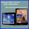 8 inch Android Tablet pc wifi 3g gps
