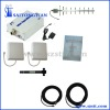 900/2100 dual band mobile phone booster with coverage1000sqm gain75dB
