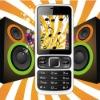901 2.2 inch bar phone BIg Speaker BIg battery Dual sim Dual Standby phone