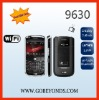 9630 Qwerty WiFi TV mobile Phone