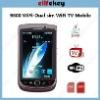 9800 WiFi Slide Dual sim WiFi TV mobile Phone