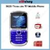 9820 three sim TV  big speaker mobile phone