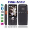 A009, Dialogue function, Bluetooth FM function Dual Sim cards Dual standby Mobile Phone, Quad band, Network: GSM850/ 900 / 1800/