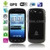 A1000, GPS + Android 2.2 Version, 4.0 inch Touch Screen, Analog TV (SECAM/PAL/NTSC), Wifi & Bluetooth FM function Mobile Phone,