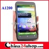 A1200 3G Capacitive MTK6573 650MHZ dual sim cell phone