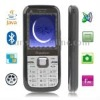 A2 Black, JAVA Bluetooth FM Function Quran Mobile Phone with 2GB TF Card, Dual Sim cards Dual standby, Dual band, Network: GSM 9