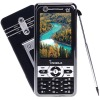 A2688 Quad Band Dual SIM Standby touch screen FM/Bluetooth TV quality mobile cell phone MP4