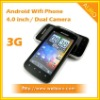 A3 Android 2.3 Mobile Phone Dual Sim 3G GPS