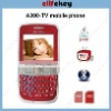 A300 Analog TV,QWERTY keyboard, Torch, JAVA , Camera,blutooth  Dual sim mobile phone