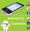 A3000 android2.2 dual sim mobile phone,WI-FI, AGPS, DUAL SIM CARD standb