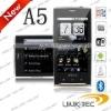 A5 dual sim card phone