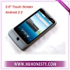 "A5000 Android 2.2 OS Dual Camera 3.5"" Touch Screen Cell Phone"