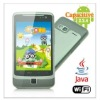 "A7272+ Android 2.2 GPS Smartphone 3.5"" Capacitive Multi-Point Touch Screen TV Dual Camera"