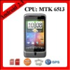 "A7272+ MTK6513 3.5"" Capacitive Android 2.3 GPS WiFi TV phone"
