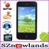 A738 Google Android 2.2 Smart Cellphone Unlocked Quadband Dual Sim Celular Dual Chip Celular with WIFI TV GPS